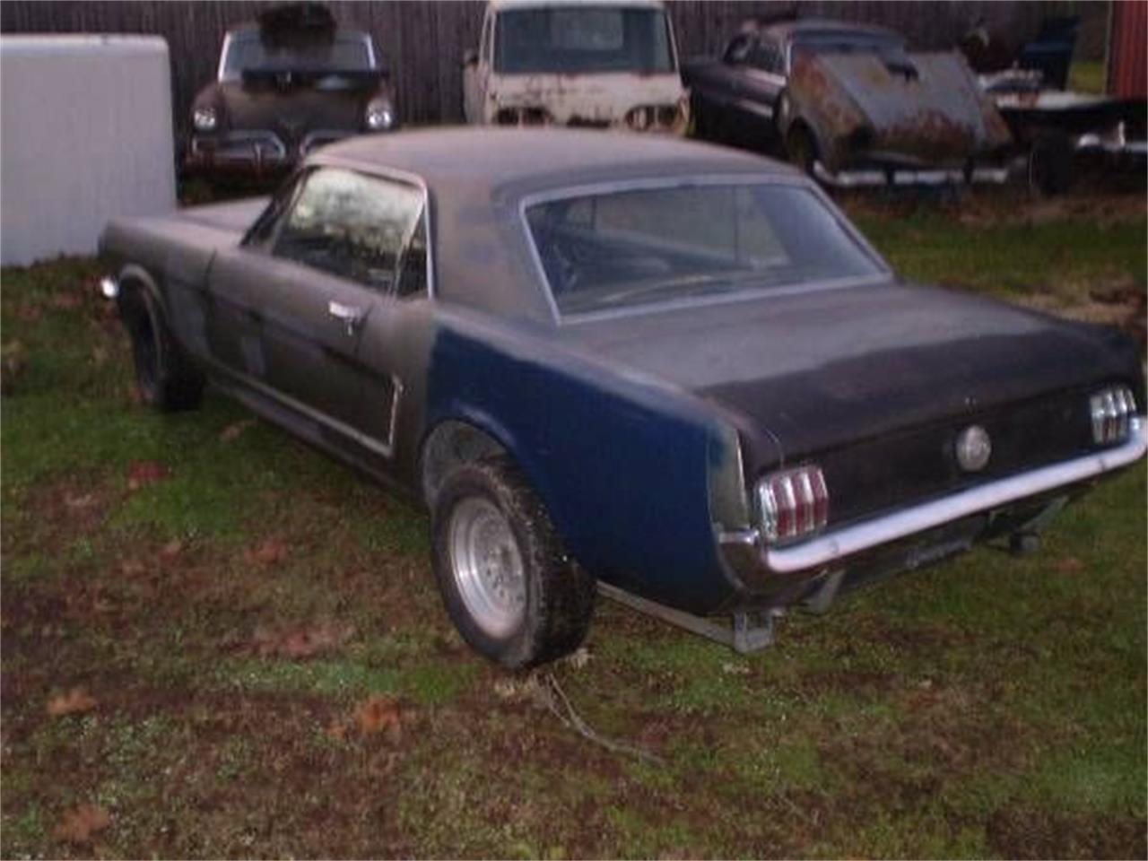 Large Picture of '65 Mustang - O44F