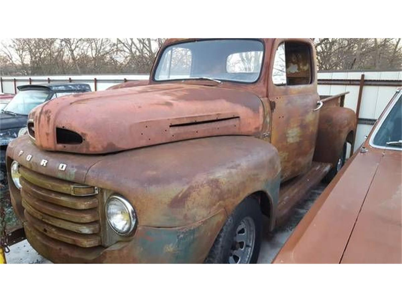 Large Picture of 1950 Ford Pickup - $8,395.00 - O08J