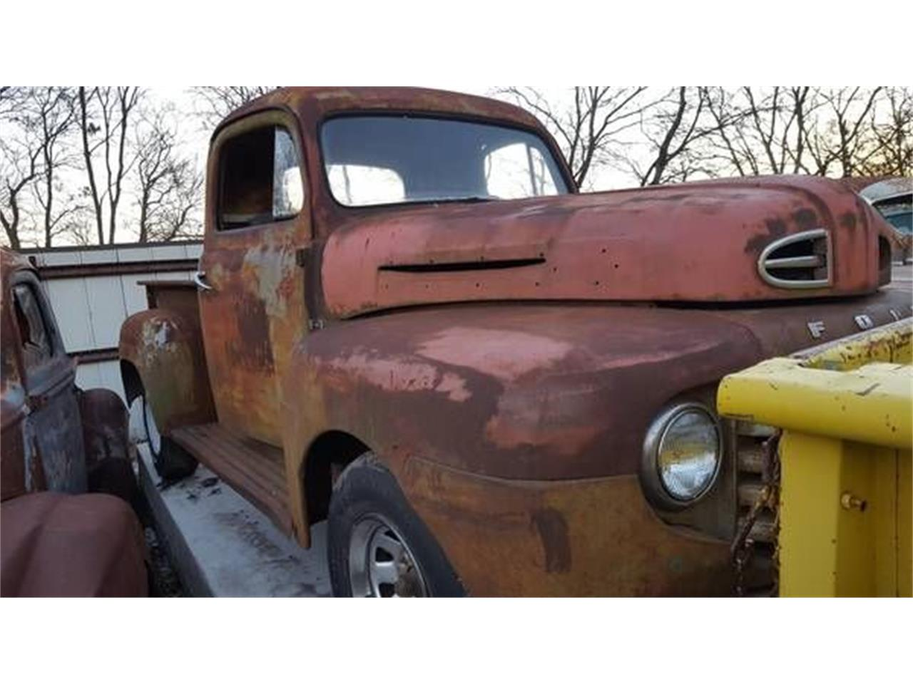 Large Picture of 1950 Ford Pickup located in Cadillac Michigan - $8,395.00 Offered by Classic Car Deals - O08J