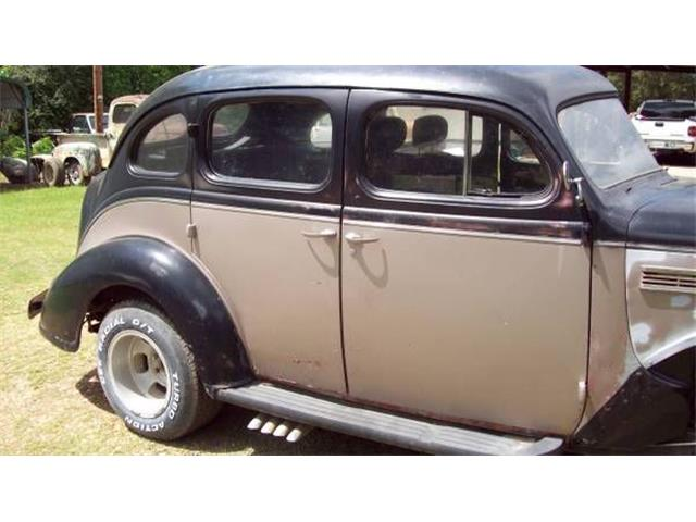 1939 Plymouth Sedan
