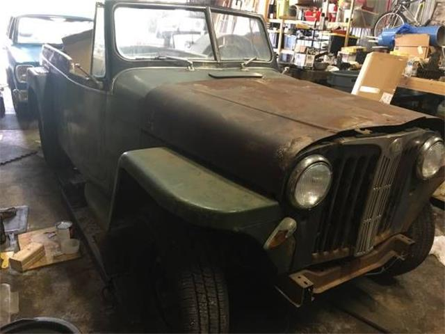 Picture of '48 Jeepster - O44U