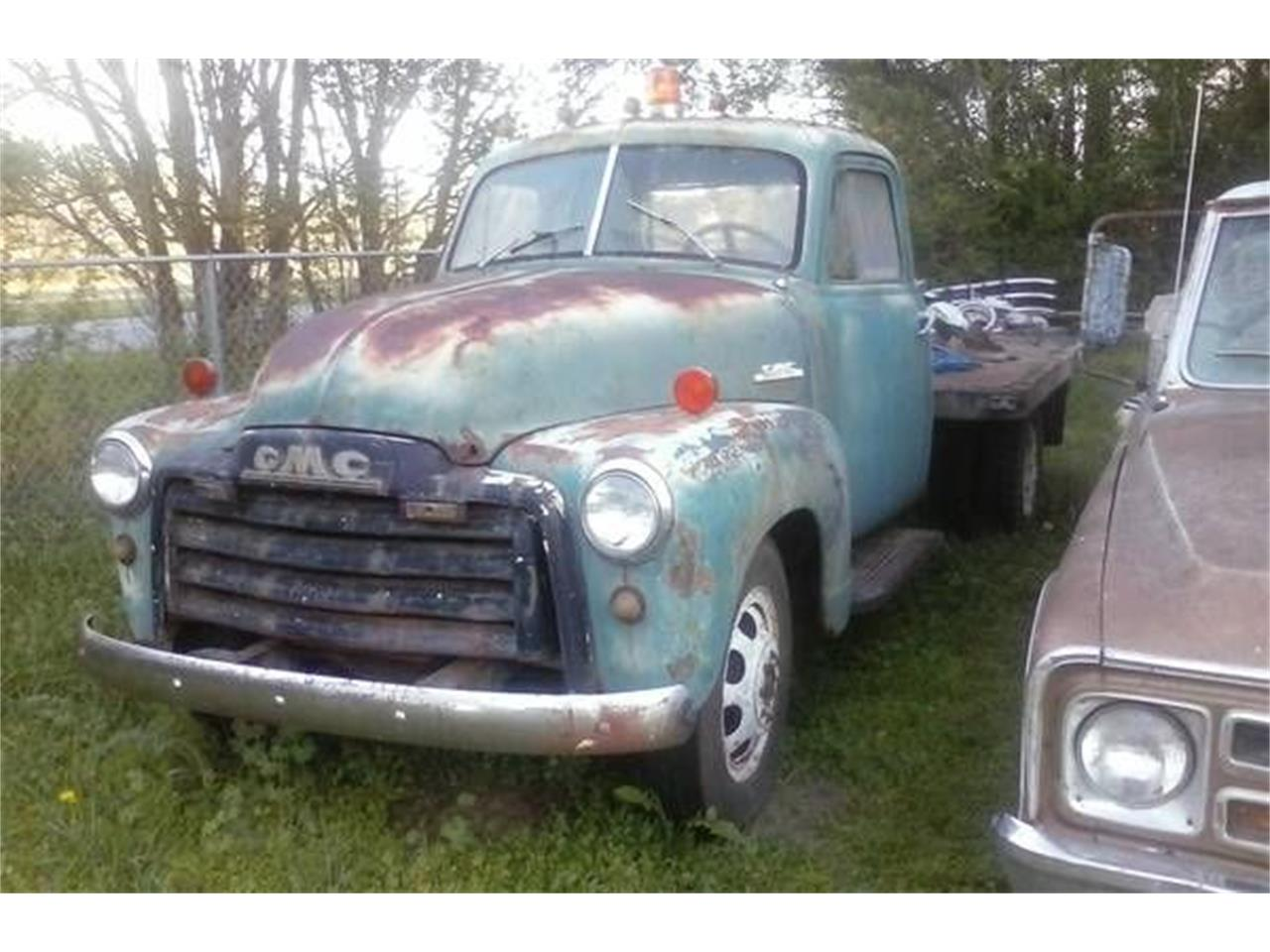 Large Picture of '52 GMC 3500 located in Cadillac Michigan - $3,395.00 Offered by Classic Car Deals - O44Y