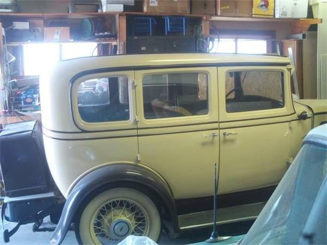 Picture of '31 Sedan - O45P