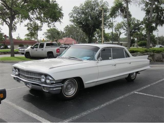 Picture of Classic 1962 Sedan DeVille located in Cadillac Michigan - $12,395.00 Offered by  - O45R