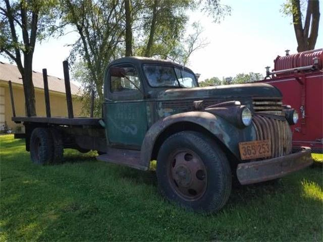 Picture of 1946 Flatbed - $6,795.00 - O460