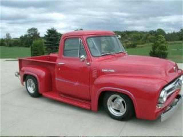 Picture of '54 F100 - O467