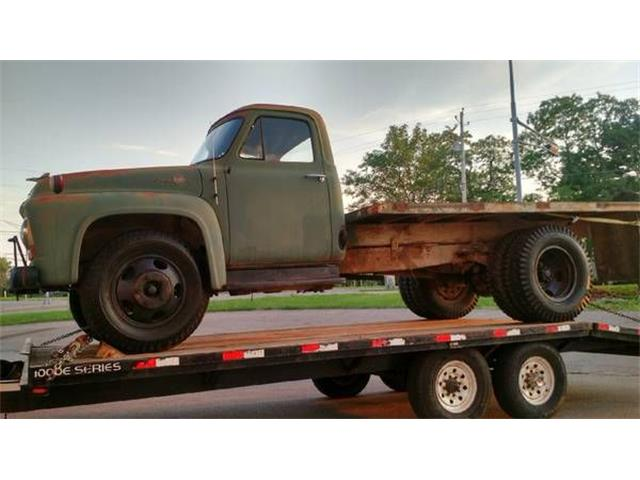 Picture of 1955 Ford F600 Offered by  - O46A