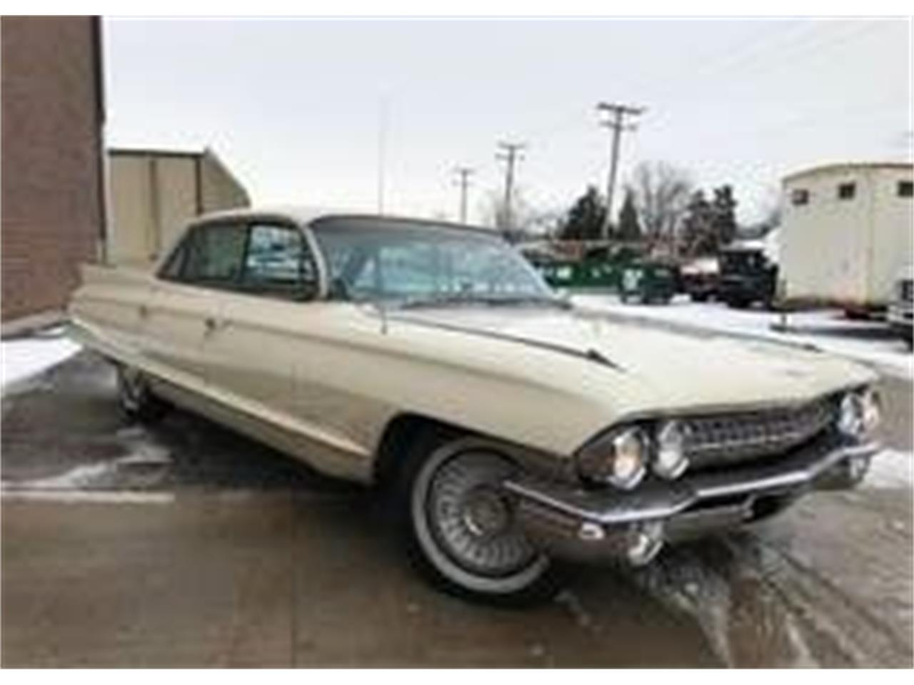 1961 Cadillac Sedan For Sale Cc 1125160 Deville Large Picture Of 61 O46g