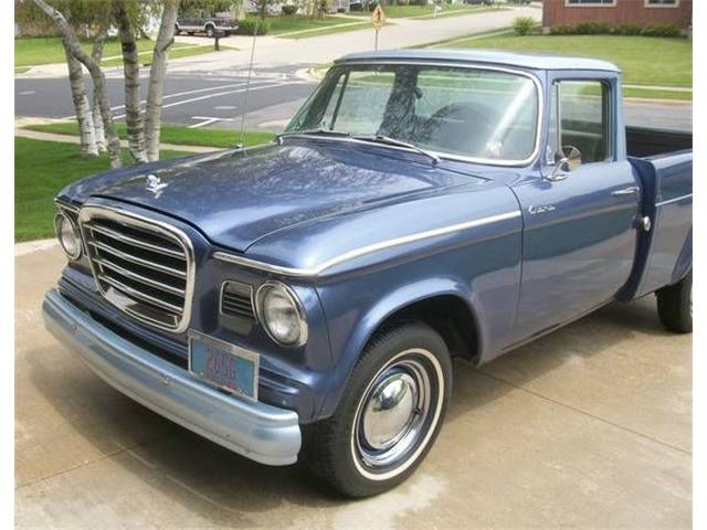 Picture of Classic 1962 Studebaker Champ - $12,495.00 Offered by  - O46I
