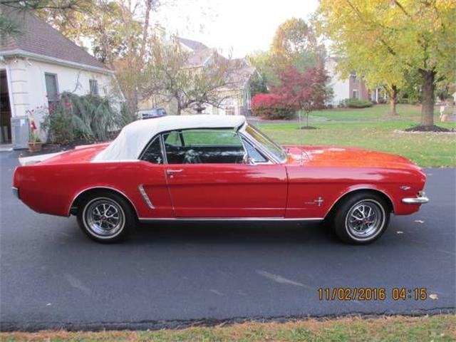 Picture of '64 Mustang - O46P