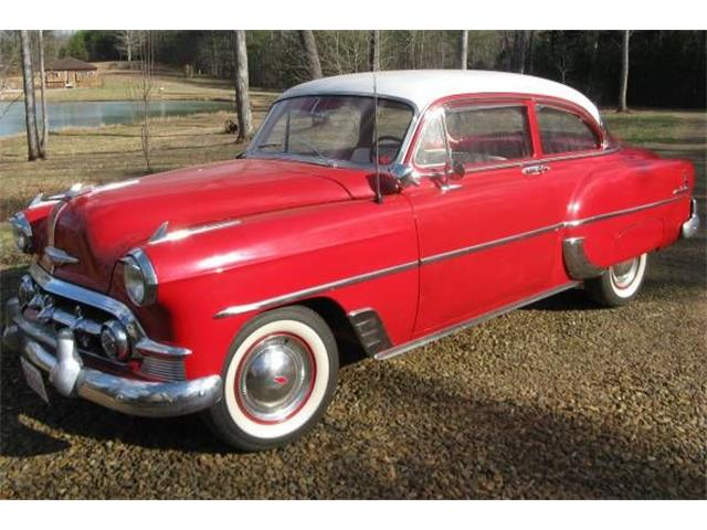 1953 chevrolet bel air for sale on classiccars com rh classiccars com