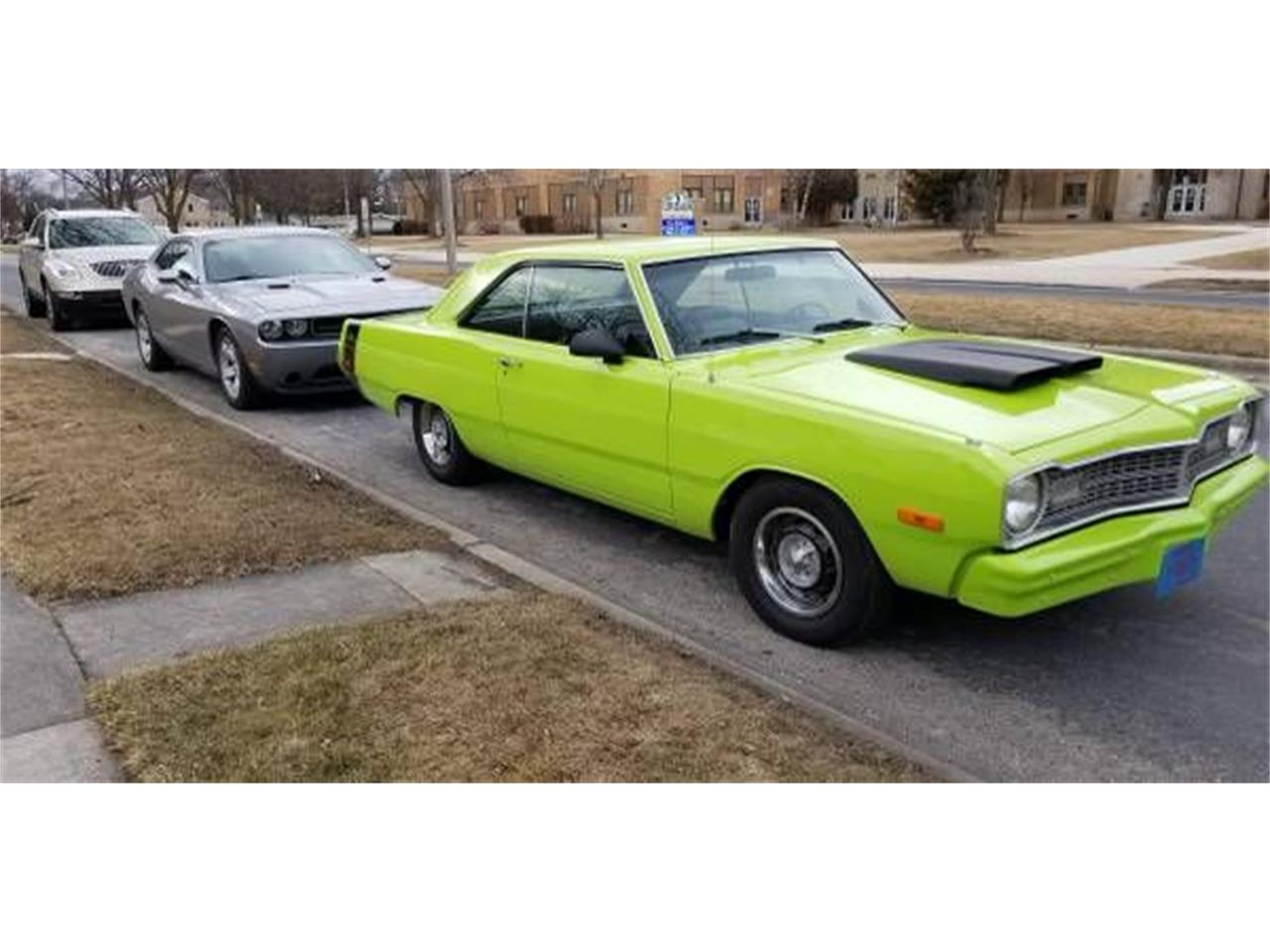 Large Picture of '73 Dart - O47S