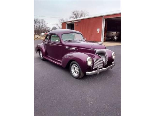 Picture of '39 2-Dr Coupe - O481