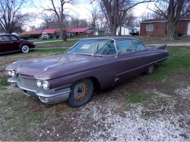 Picture of 1960 Coupe DeVille located in Michigan - $30,995.00 Offered by  - O48H