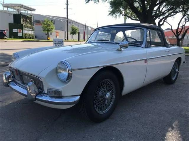 Picture of '66 MGB - O492