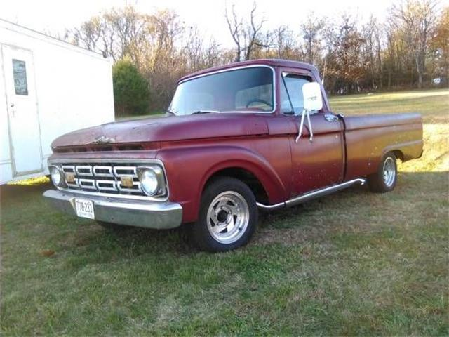 Picture of '64 F100 - O49Z