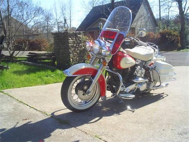 Classic Harley-Davidson FLH for Sale on ClassicCars com on