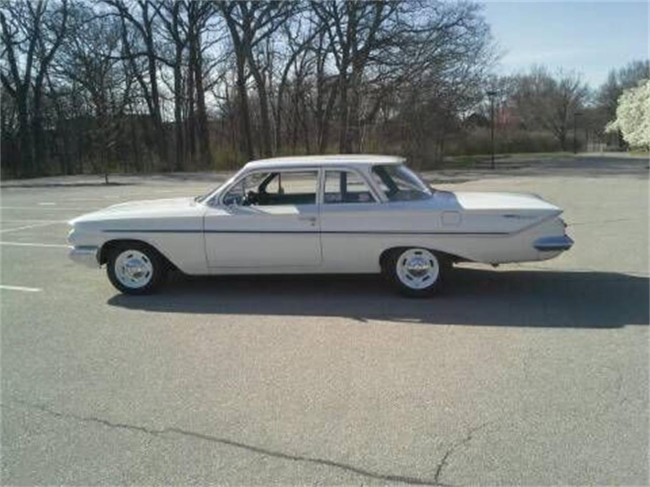 Large Picture of '61 Bel Air - O4A9