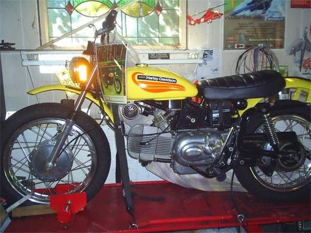Picture of '72 Motorcycle - O0LU