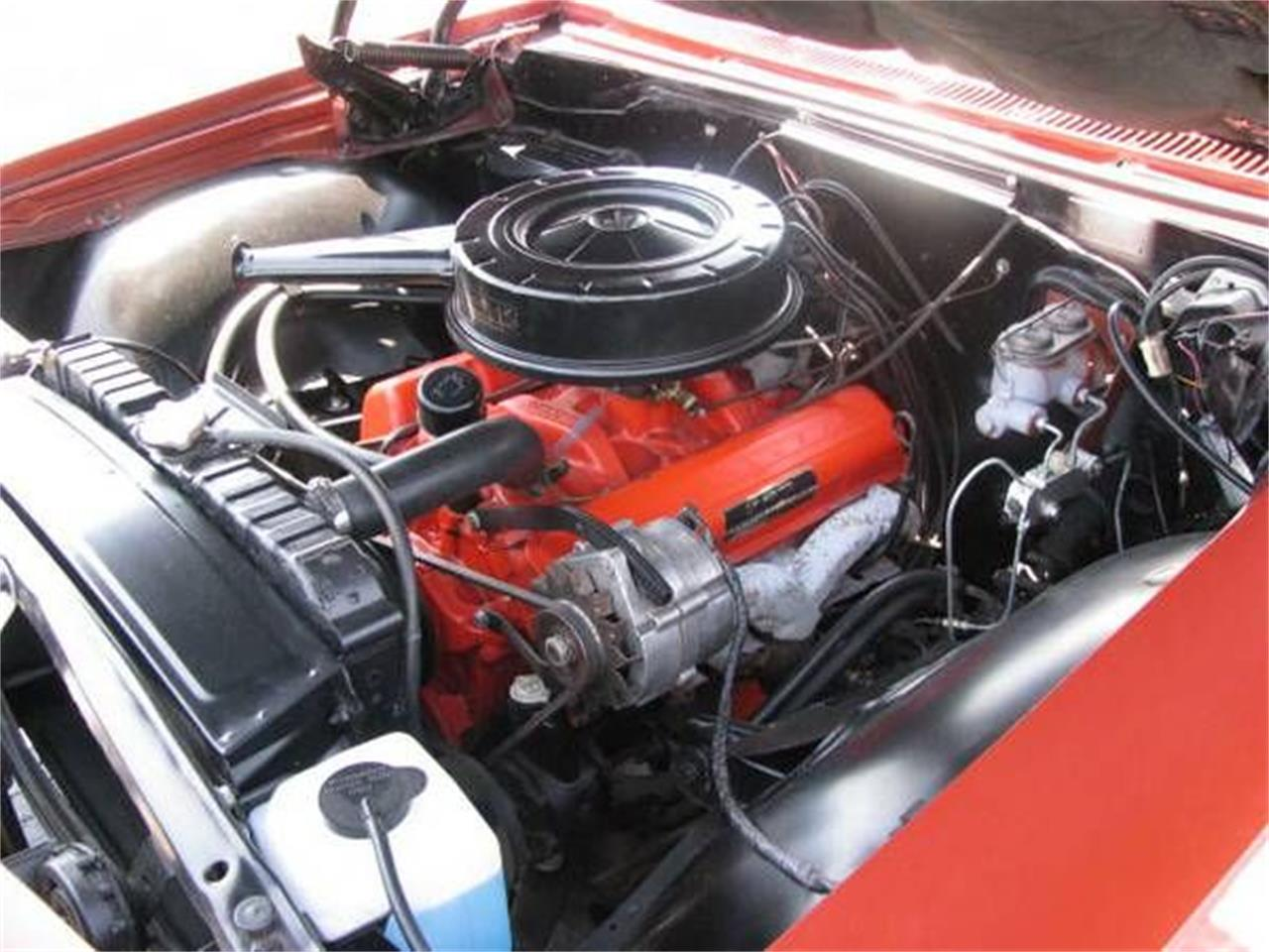 1966 Chevrolet Impala For Sale Cc 1125317 Chevy Carburetor Large Picture Of 66 O4at
