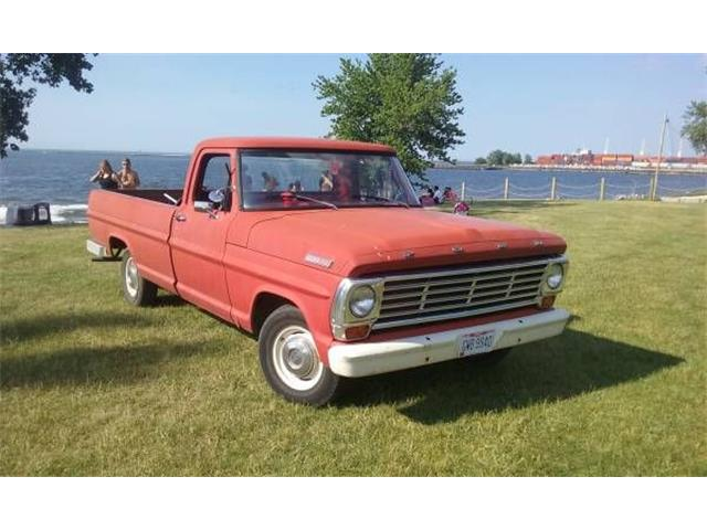 Picture of '67 F100 - O4AZ