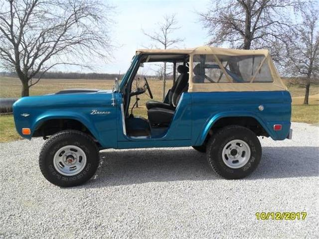 Picture of '68 Bronco - O4B1
