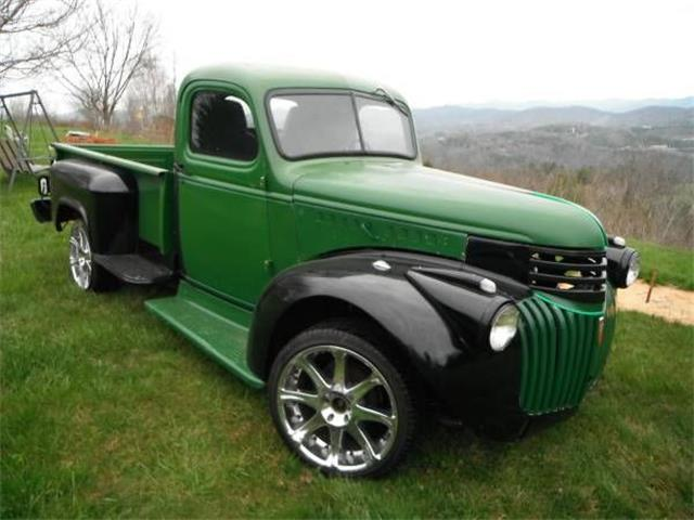 1940 To 1942 Chevrolet Pickup For Sale On Classiccars Com On