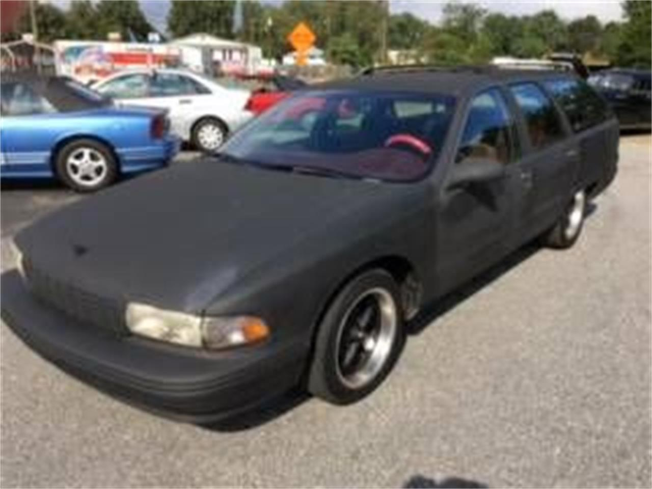 For Sale: 1995 Chevrolet Caprice in Cadillac, Michigan