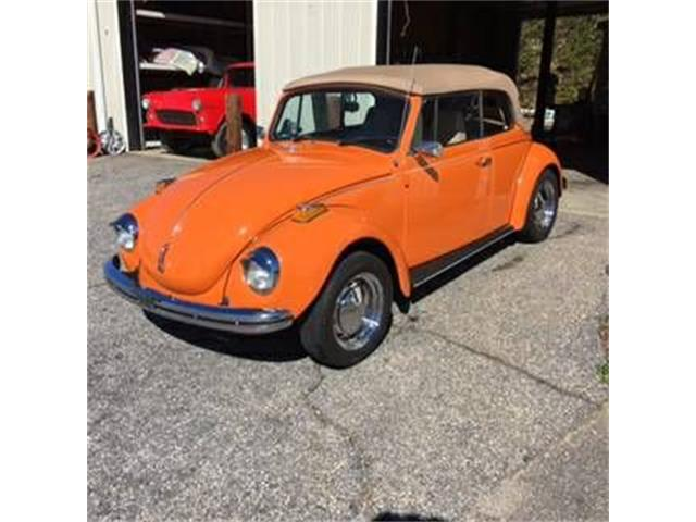 Picture of 1972 Volkswagen Super Beetle located in Cadillac Michigan - $13,995.00 Offered by  - O4CA