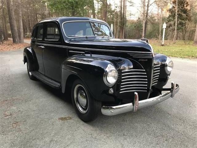 1940 Plymouth Sedan For Sale Classiccars Com Cc 1028269