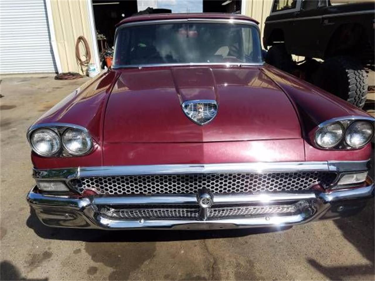 Large Picture of 1958 Ford Custom Offered by Classic Car Deals - O0M4