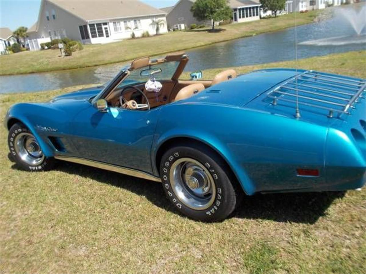 Large Picture of '74 Corvette - O4DL