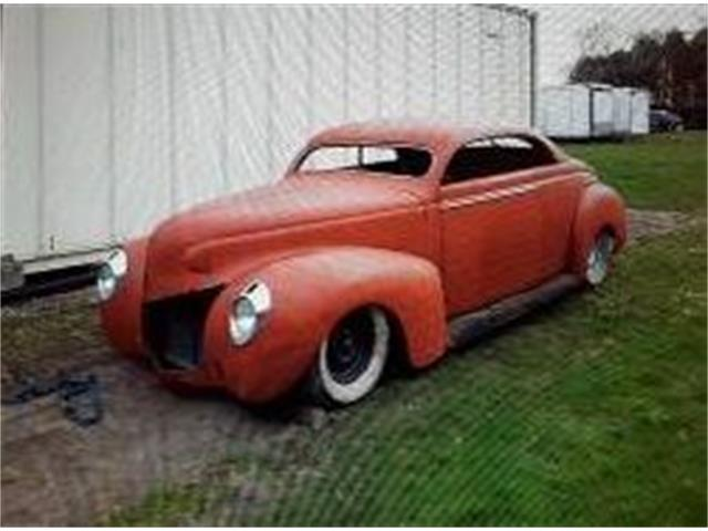 Picture of '40 Coupe - O4DU