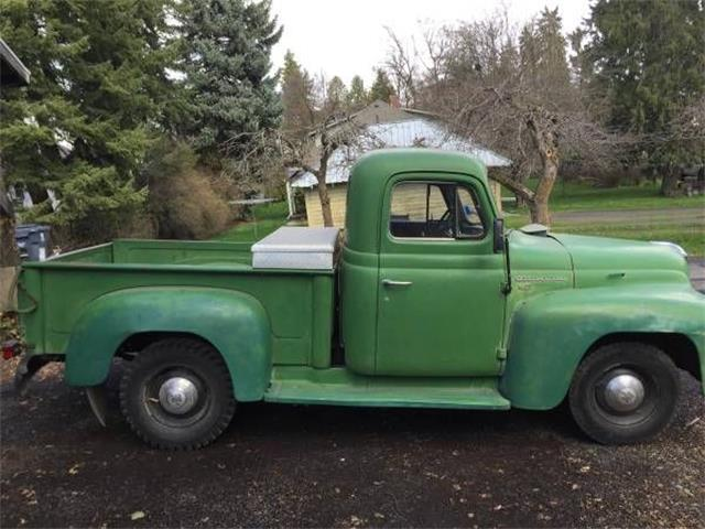 1952 International Pickup