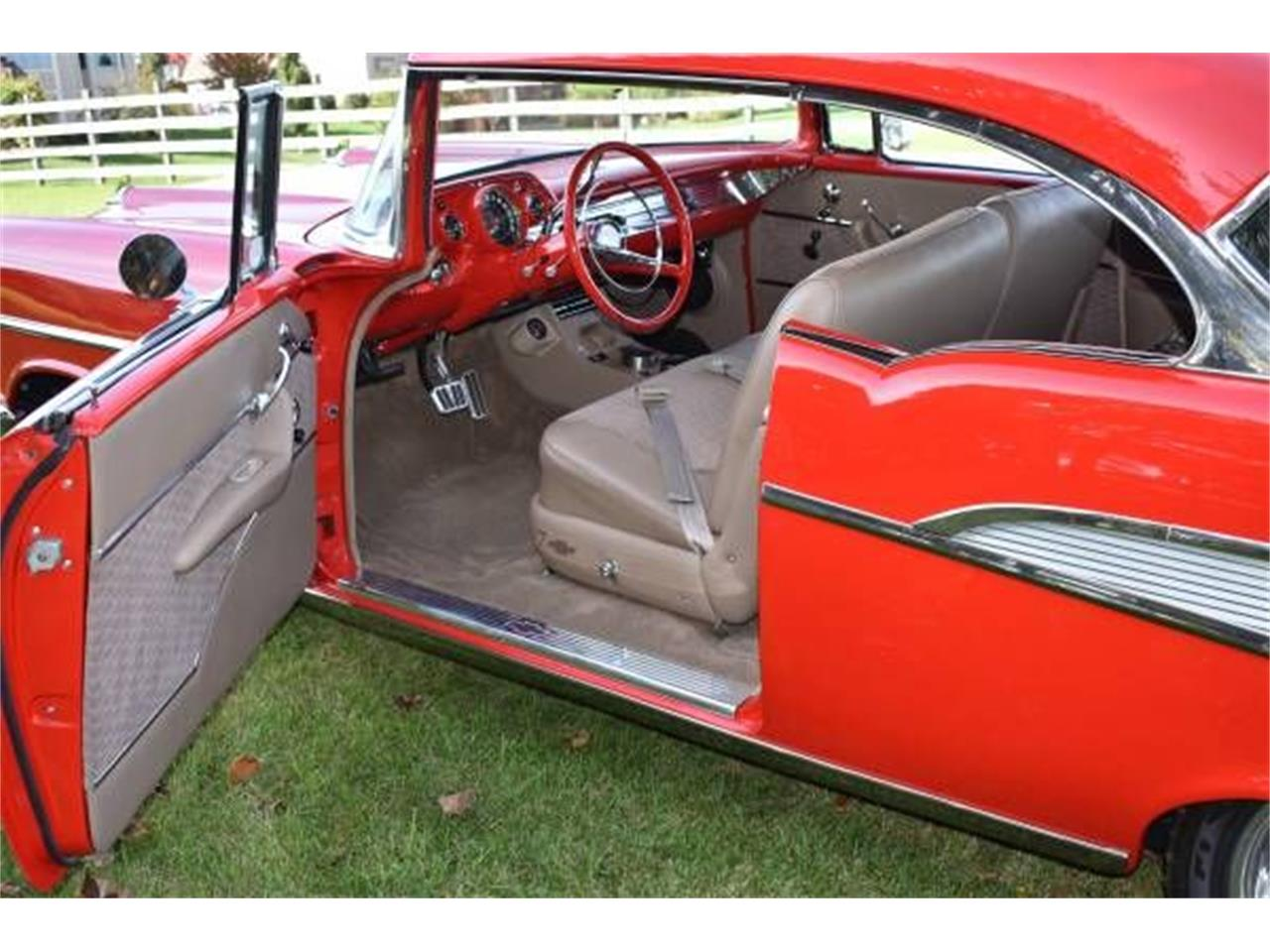 1957 Chevrolet Bel Air For Sale Cc 1125464 Painless Wiring Harness 57 Large Picture Of O4ew