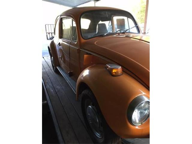 Picture of '72 Volkswagen Super Beetle located in Cadillac Michigan - $7,995.00 - O4FQ