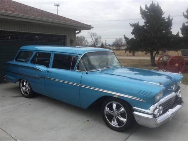 Picture of '58 Chevrolet Yeoman located in Michigan - $38,495.00 Offered by  - O4FZ