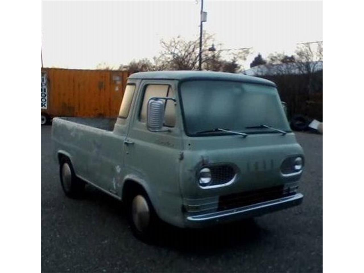 1961 Ford Econoline For Sale Cc 1125509 Pickup Truck Large Picture Of Classic Located In Cadillac Michigan 1199500 O4g5