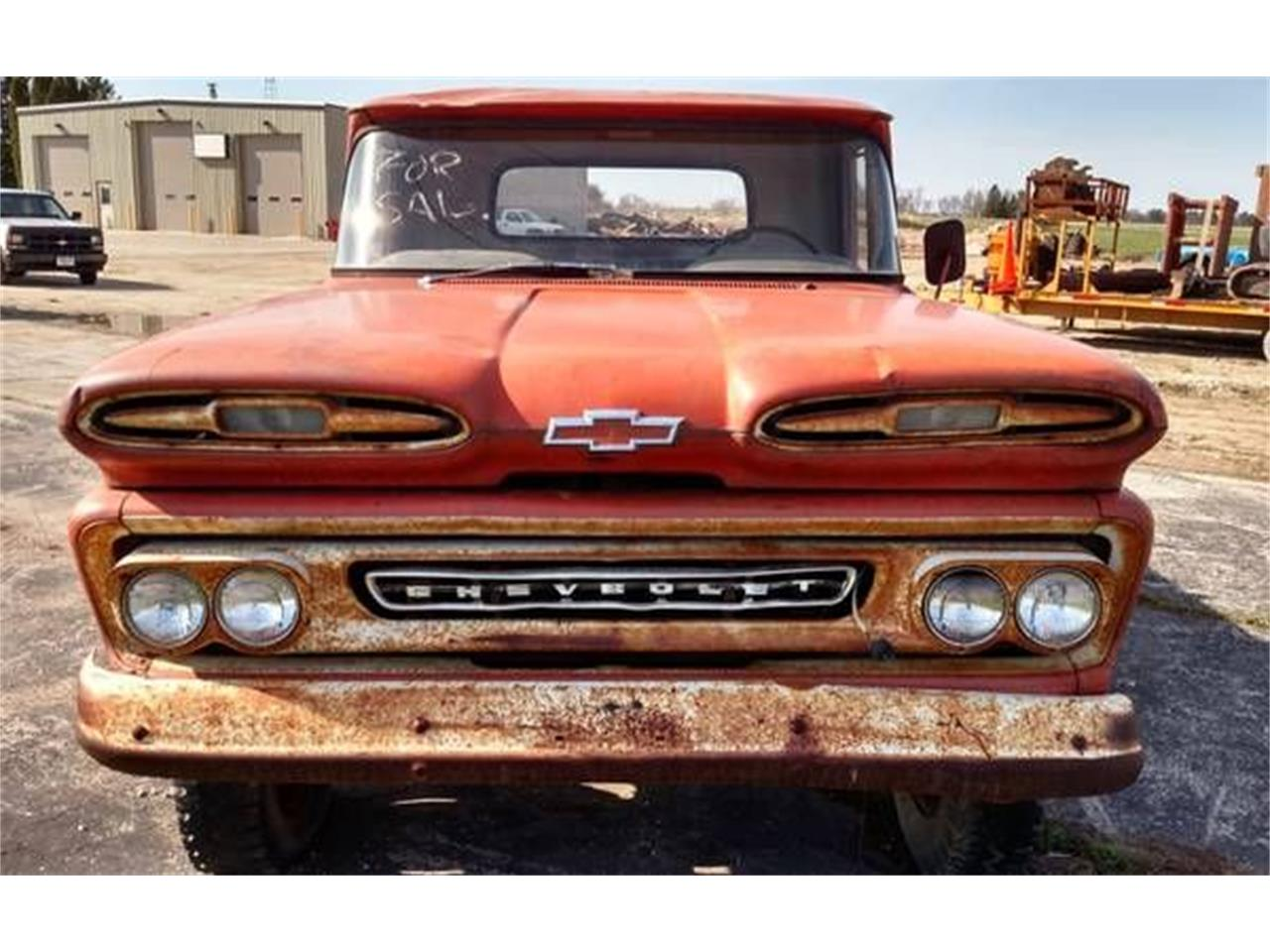 Large Picture of Classic '61 Chevrolet C10 located in Michigan - $8,395.00 Offered by Classic Car Deals - O4G6