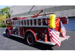 Picture of Classic 1953 American LaFrance Fire Engine - O4GG