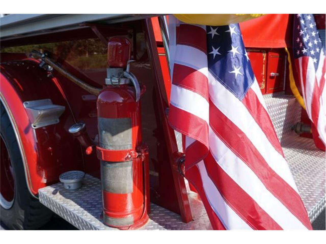 Large Picture of 1953 Fire Engine located in Florida - $69,000.00 Offered by European Autobody, Inc. - O4GG
