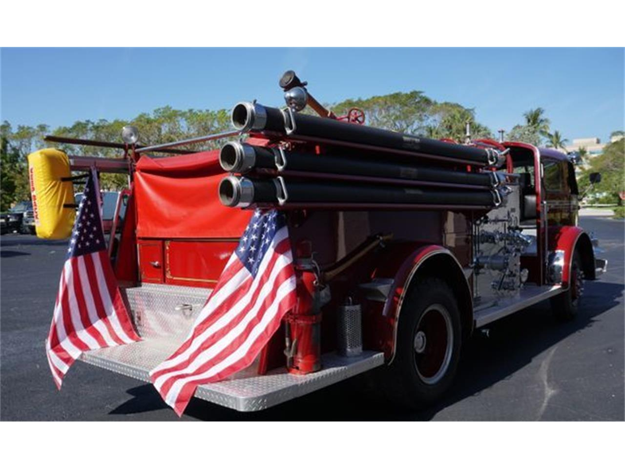 Large Picture of 1953 Fire Engine located in Florida Offered by European Autobody, Inc. - O4GG