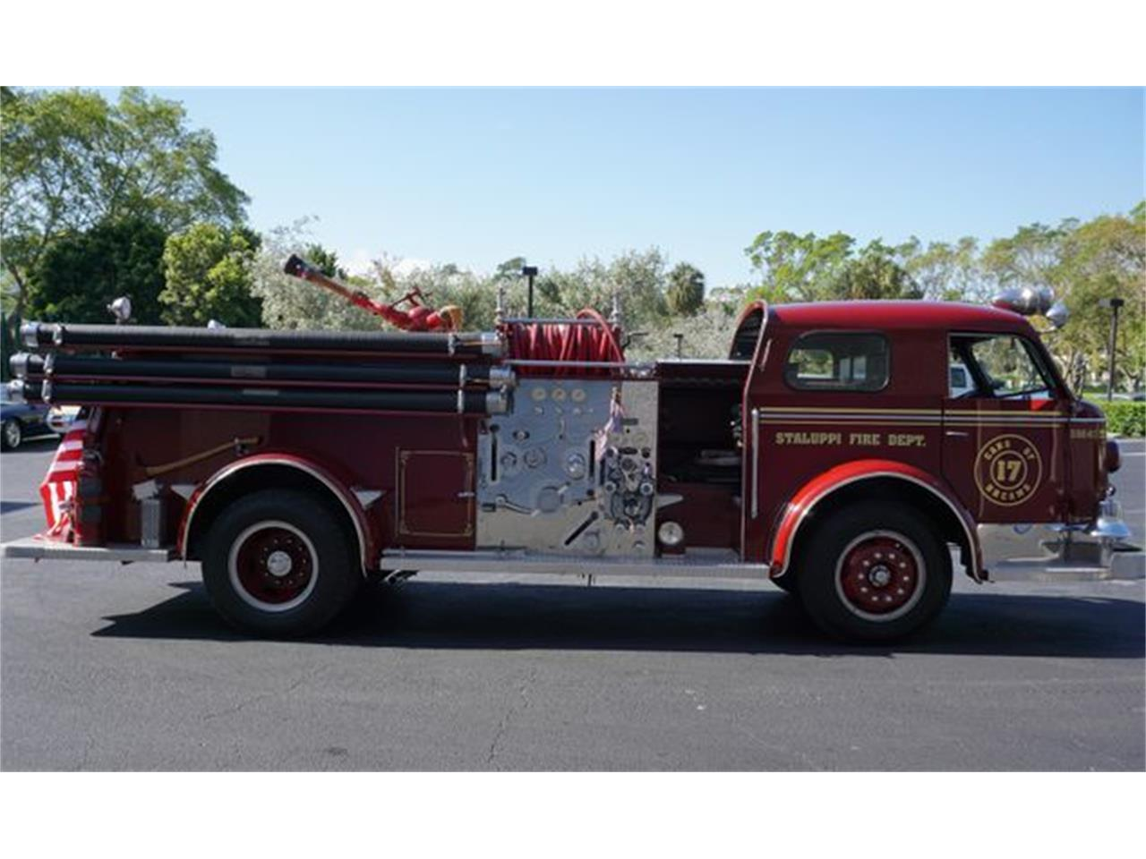 Large Picture of 1953 American LaFrance Fire Engine Offered by European Autobody, Inc. - O4GG