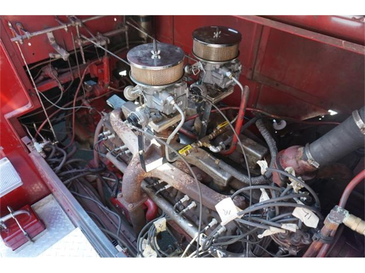 Large Picture of Classic 1953 Fire Engine located in Florida - $69,000.00 - O4GG