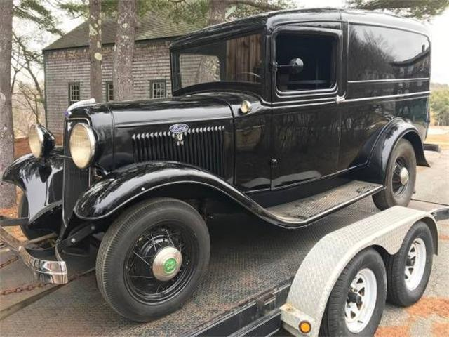 Picture of '34 Panel Truck - O4GH