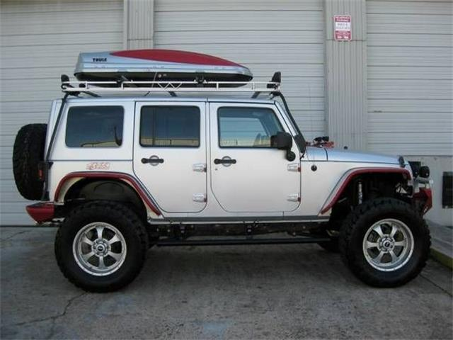 Picture of '07 Wrangler - O4GJ