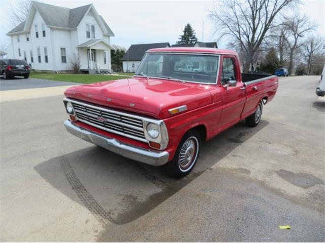 Picture of '69 F100 - O4GP