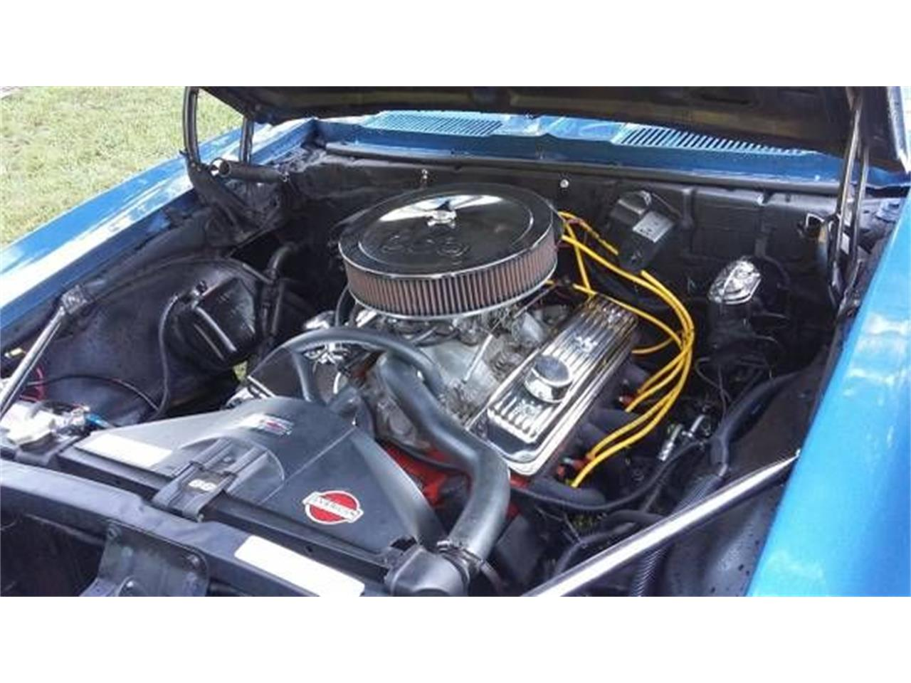 Large Picture of '68 Camaro - O4HY