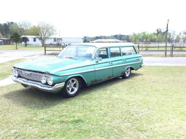 Picture of '61 Station Wagon - O4I7