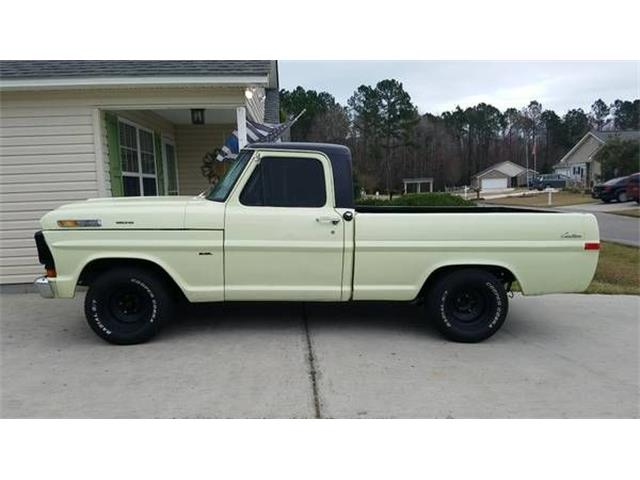Picture of '70 F100 - O4IU
